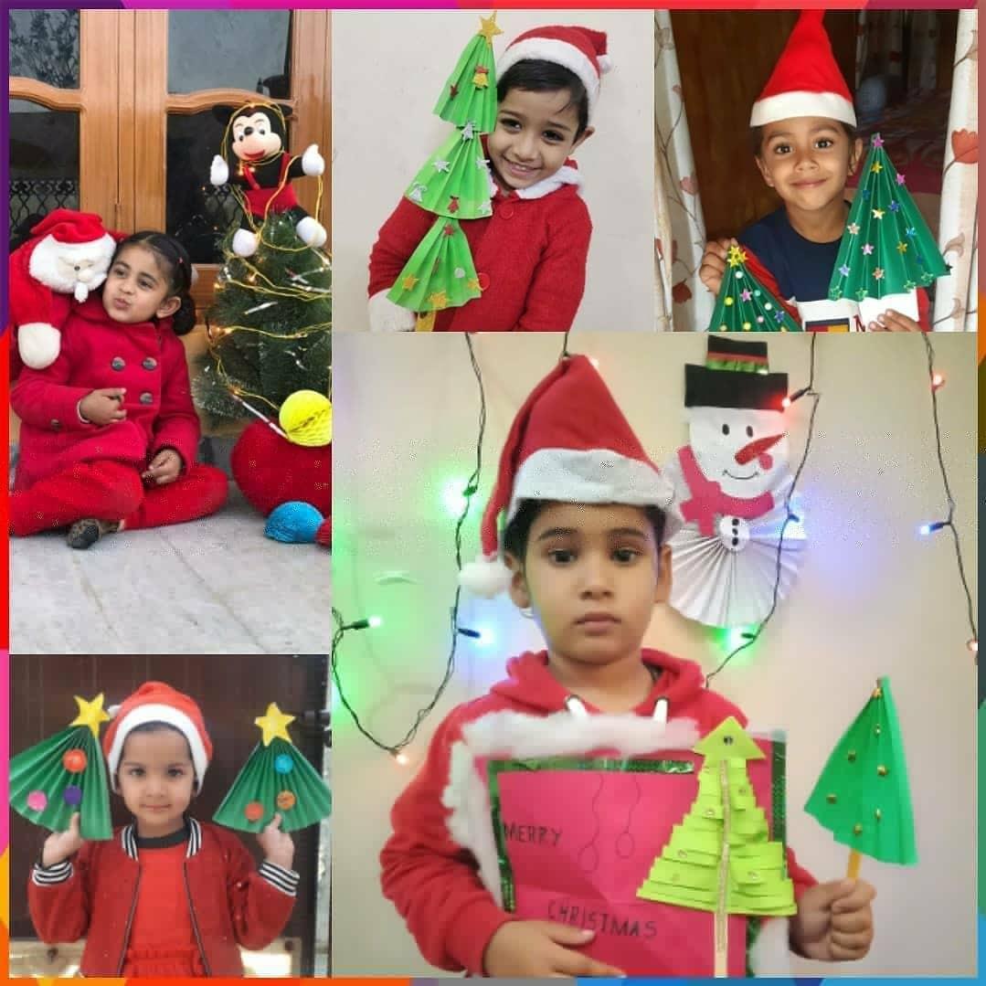 Children across region celebrate Christmas