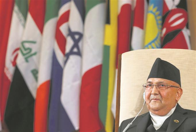 Unfolding crisis in Nepal
