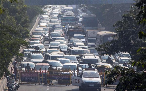 Delhi police suggest alternative routes as farmers protest enters 8th day
