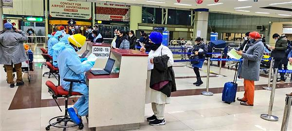 216 people who arrived Punjab from UK to be institutionally quarantined