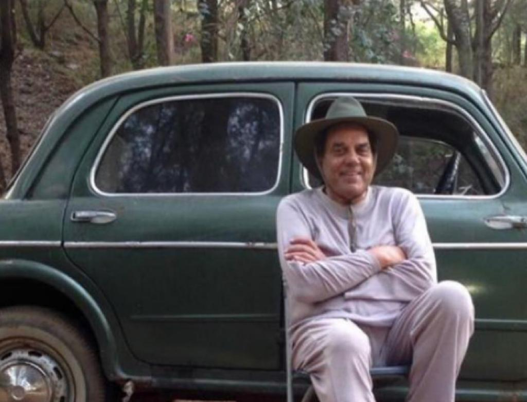 Dharmendra opens up about getting old; reveals his 'biggest worry'