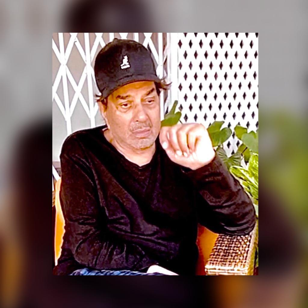 Dharmendra tweets haggard look, 'pained to see suffering of farmers'
