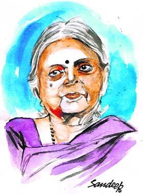 Eminent poet-activist Sugathakumari no more