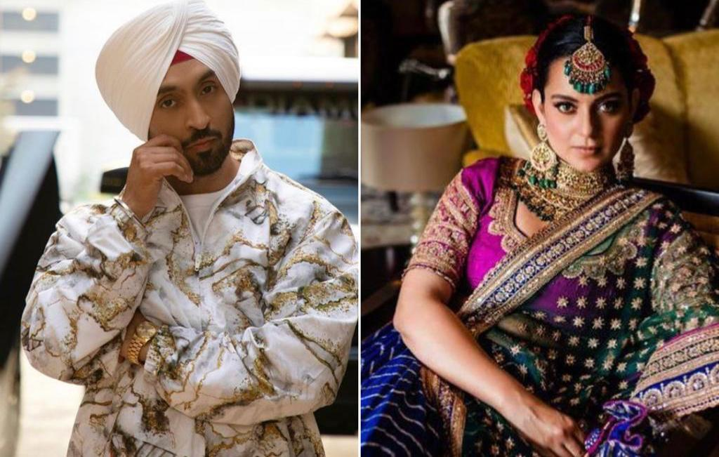 Punjabi Twitter steps in as Diljit Dosanjh and Kangana Ranaut's war of words leaves netizens confused