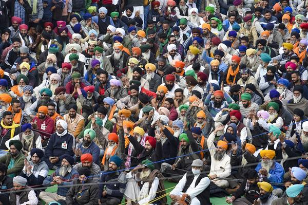 Faced unprecedented vilification campaign for helping protesting farmers: Khalsa Aid India director