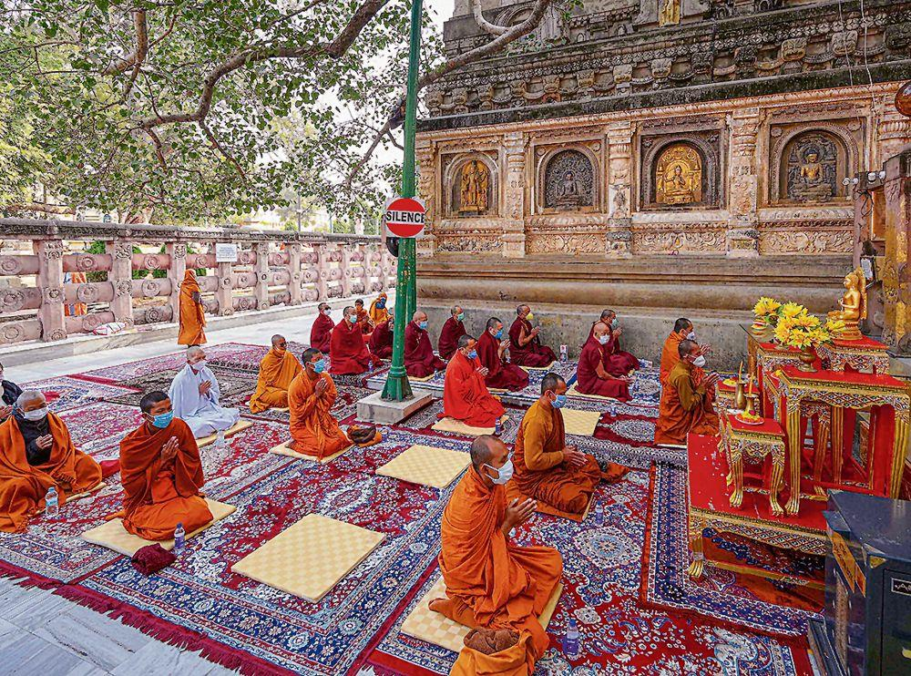 How Buddhism waxed and waned in India