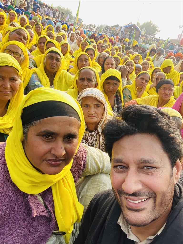 Farmers protest: Punjabi singer Harbhajan Mann refuses to accept state govt's award