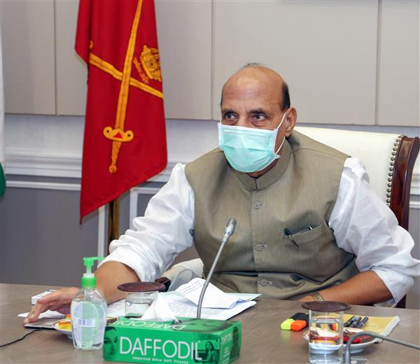Let farm laws be implemented for a year; if not found good, will amend them: Rajnath