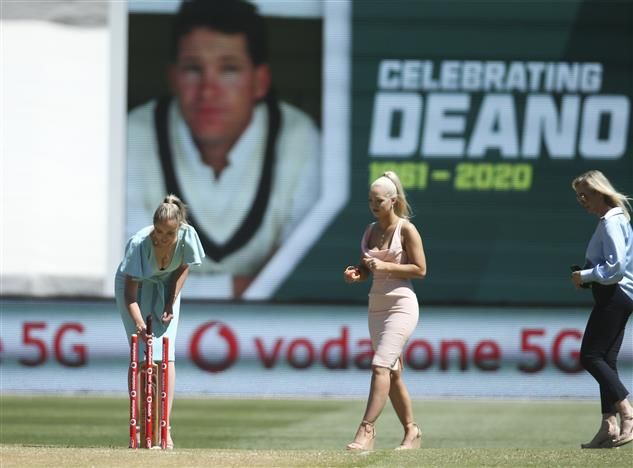 Dean Jones remembered during Boxing Day Test