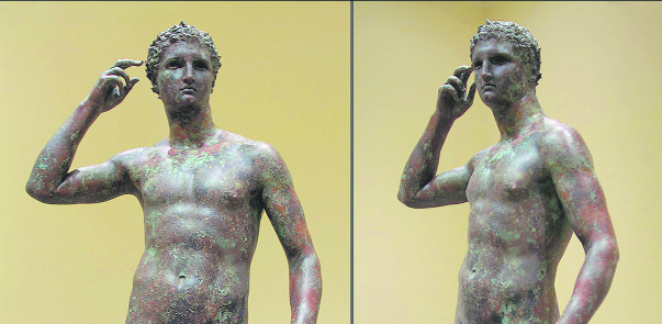 Getty Bronze vs Italy: A statue divides
