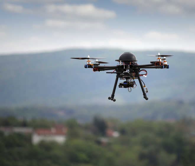 Varanasi farmers learn to use drones for seed plantation