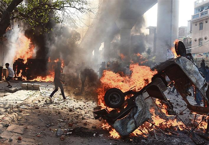"Delhi riots: Police carried out ""insidious"" prosecution, JNU student to Court"