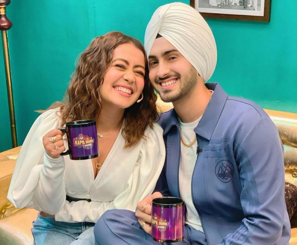 'Tujhse shuru, tujhpe khatm': Neha Kakkar's birthday wish for 'most caring husband' Rohanpreet Singh