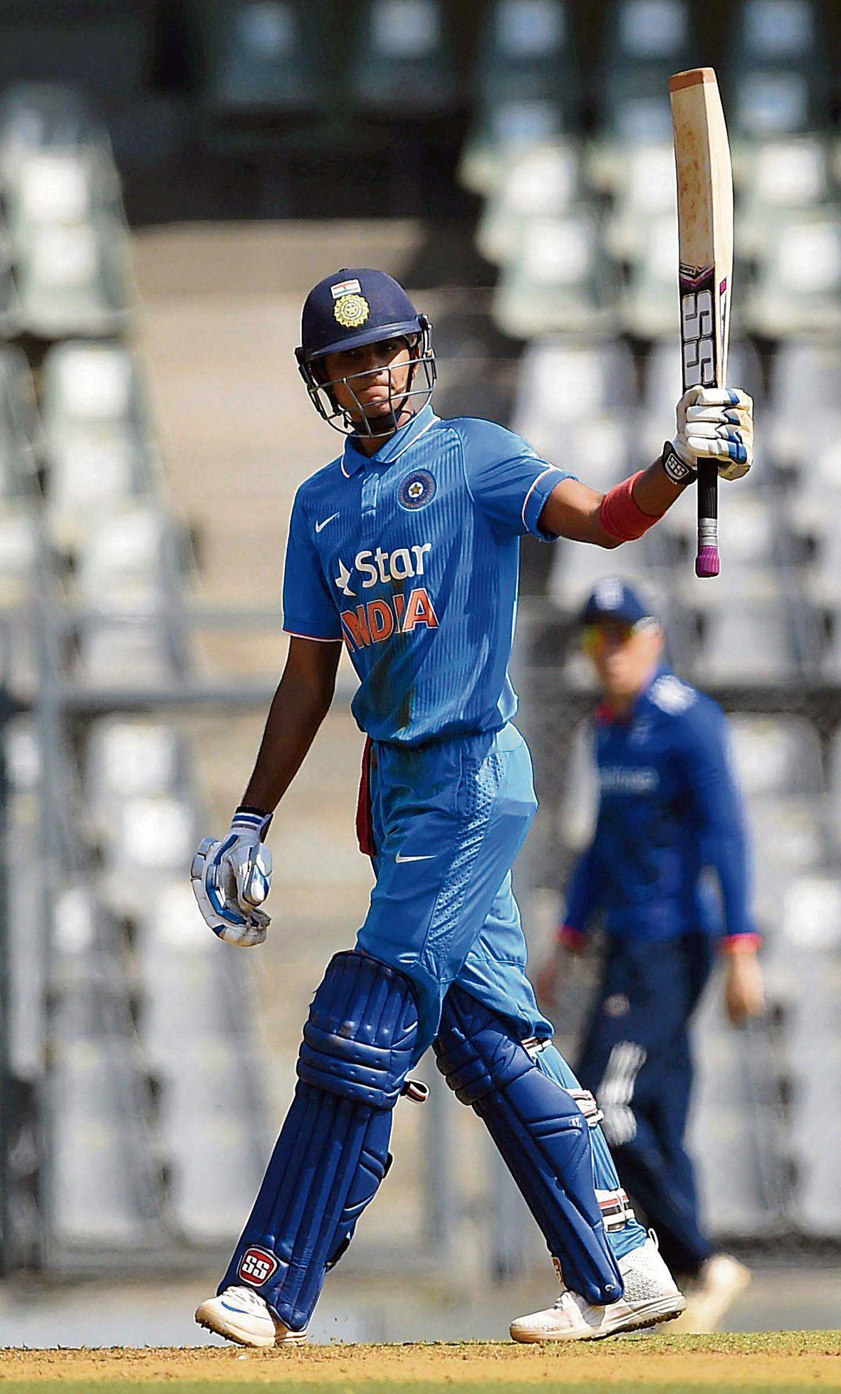 Fazilka lad Shubhman Gill makes Test debut today