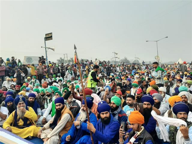 The singing fields of Punjab – farmers' agitation gives birth to viral tunes of protest