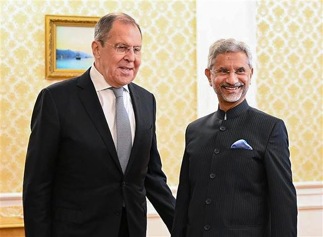 Quad a new game with India; undermining ties with Russia: Lavrov