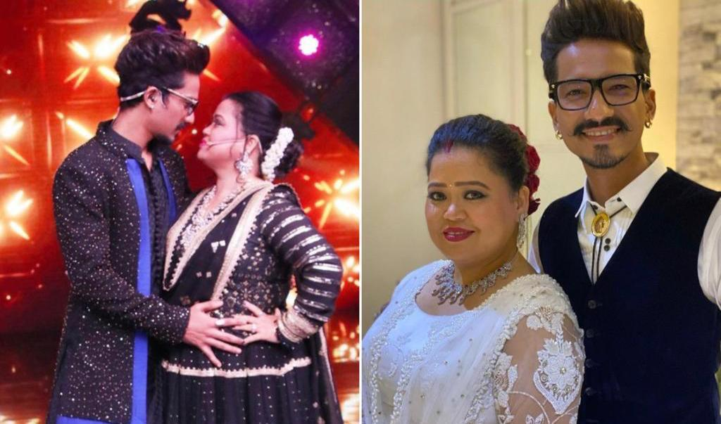 Bharti Singh shares cryptic note on being 'tested' with Haarsh; couple attend Aditya Narayan's wedding; see pics
