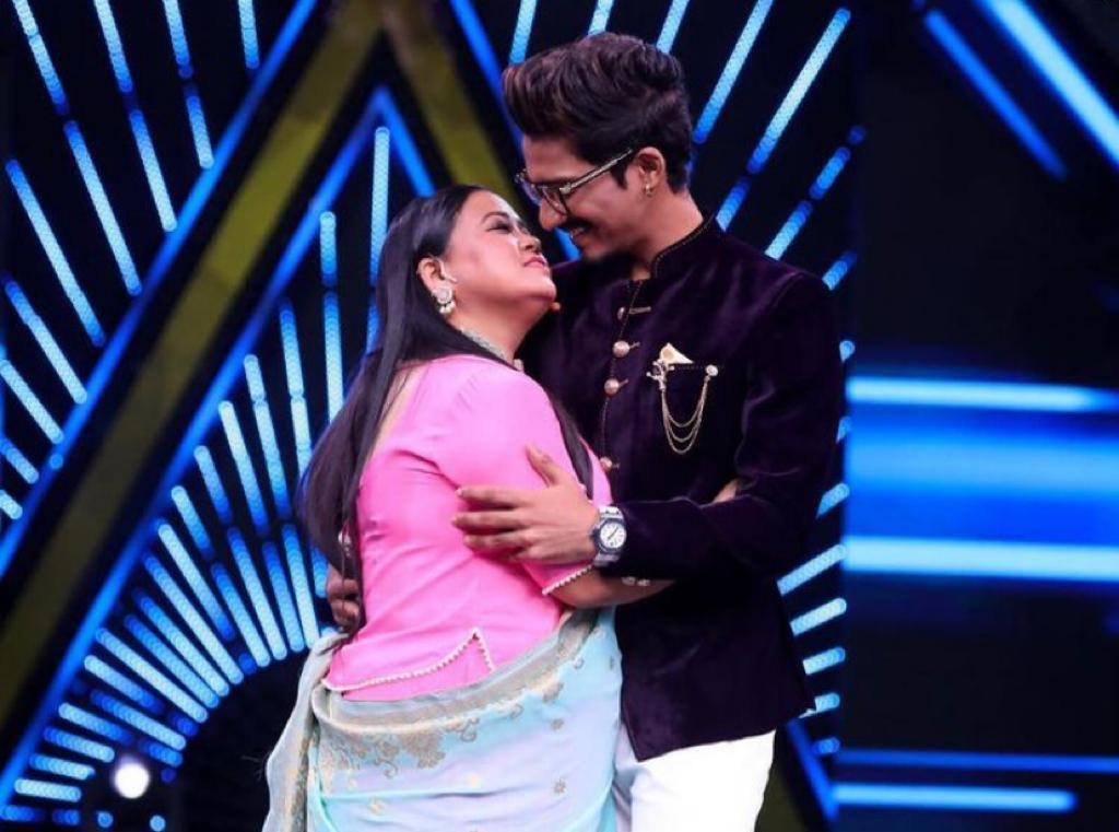 Bharti Singh, husband Haarsh receive backlash after sharing loved-up pictures; writer hits back