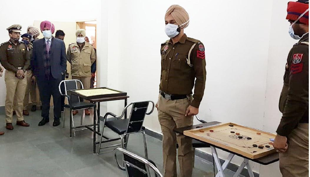 Patiala gets first modern police station of district