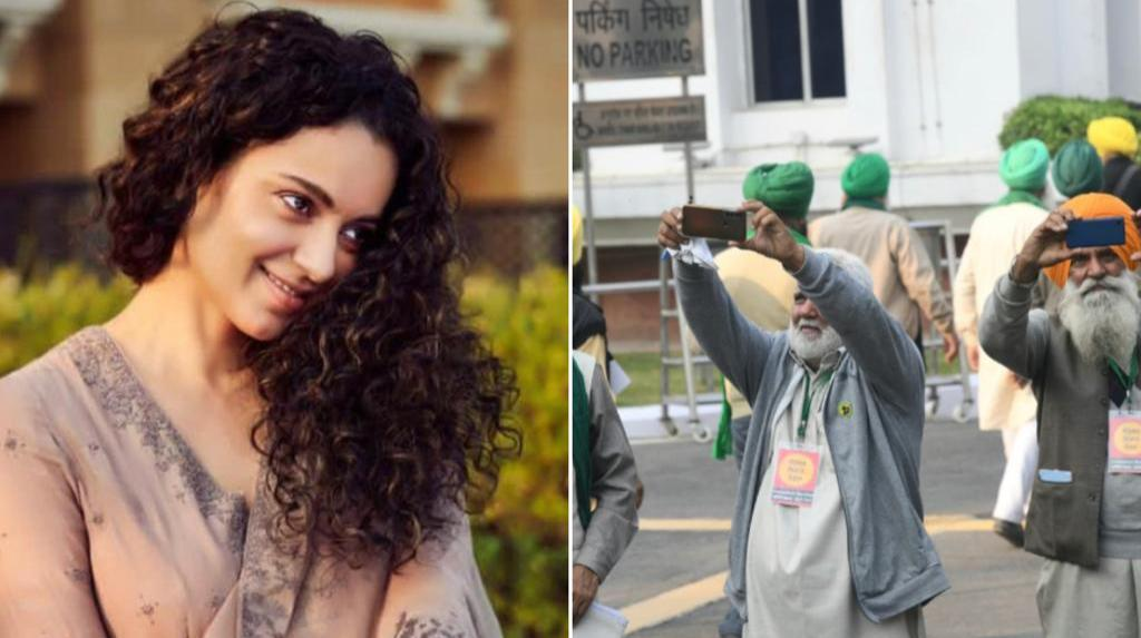 Hashtags in support of farmers' protests trends; Kangana Ranaut, Mukesh Khanna face backlash