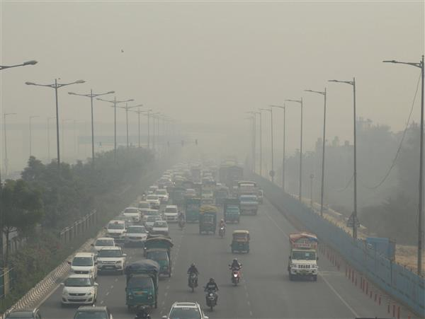 Delhi's air quality turns 'severe'