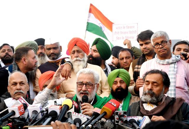 Samyukta Kisan Morcha (SKM) announced strategies including blocking Kundli-Manesar-Palwal (KMP) expressway, farmers march to Parliament.