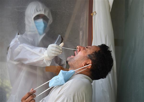 Chandigarh reports 128 new coronavirus cases, one death