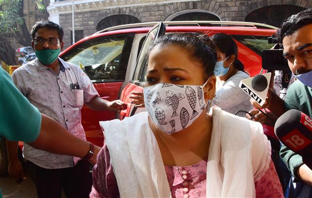 NCB seeks cancellation of Bharti Singh, husband Haarsh's bail in drugs case