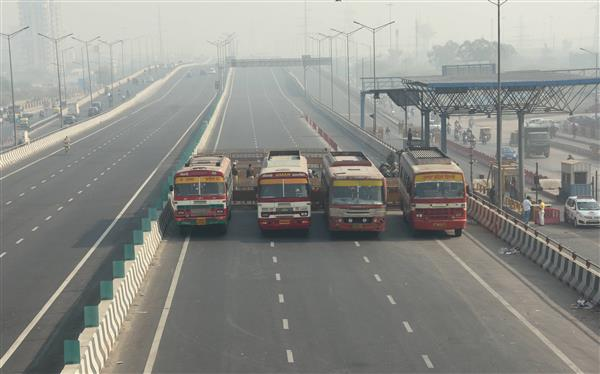 Some roads to Delhi closed as farmers to hold talks with Centre