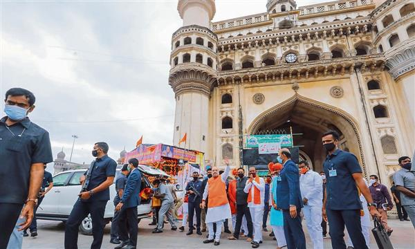 Hyderabad's culture, modernity are intertwined