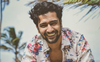 Vicky Kaushal celebrates last working day of 2020 with all-smiles selfie