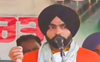 Punjabi singer Ammy Virk joins farmers' protest; sings for them at Singhu Border