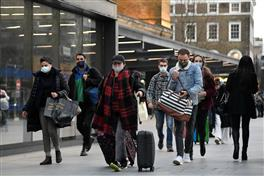London could be under lockdown for months as mutant Covid strain spreads fast in UK