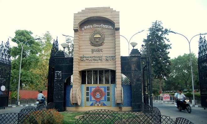 Kurukshetra University admission notice out
