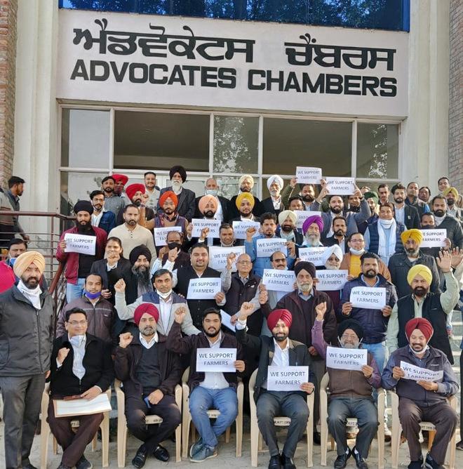 Kapurthala lawyers term Delhi protest legitimate