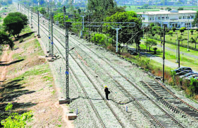 Ambitious rail link moving at a snail's pace