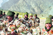 A first: ITBP starts online liquor distribution for troops at LAC