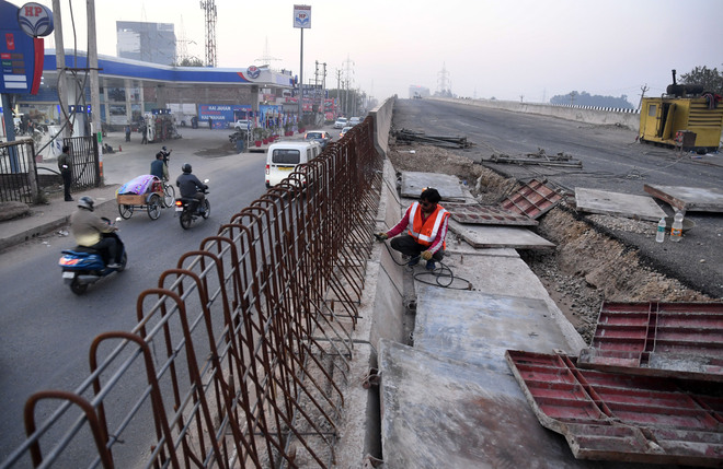 Finally, Mohali-Kharar flyover to open by January 15