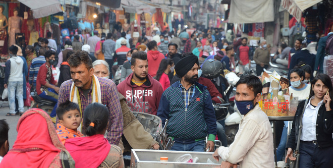 Rs 1,000 penalty for not wearing mask not fair, say Jalandhar residents