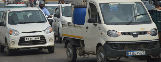 Punjab government announced that the rate of motor vehicle tax for the vehicles including four-wheelers and two-wheelers increased.