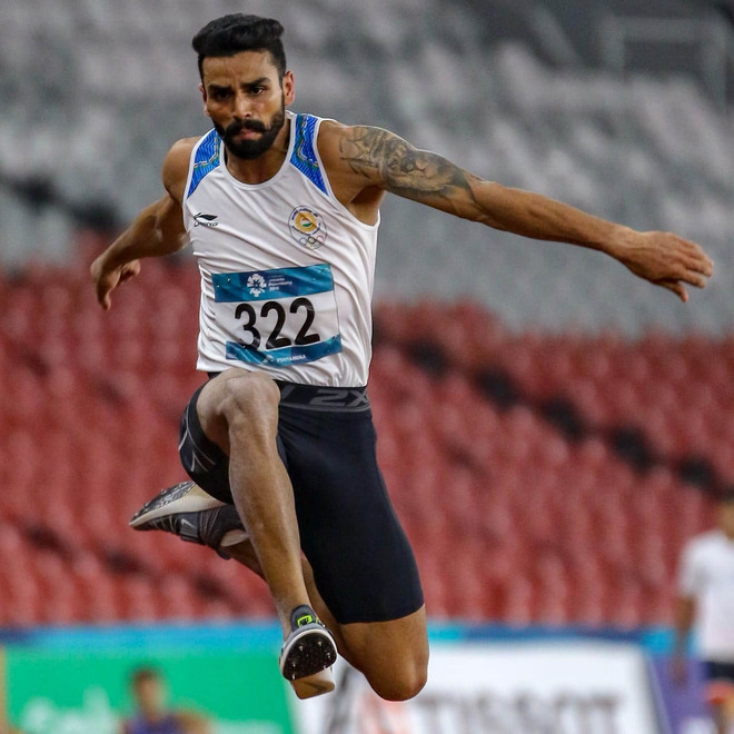 After being dropped from TOPS, triple jumper Arpinder still in shock