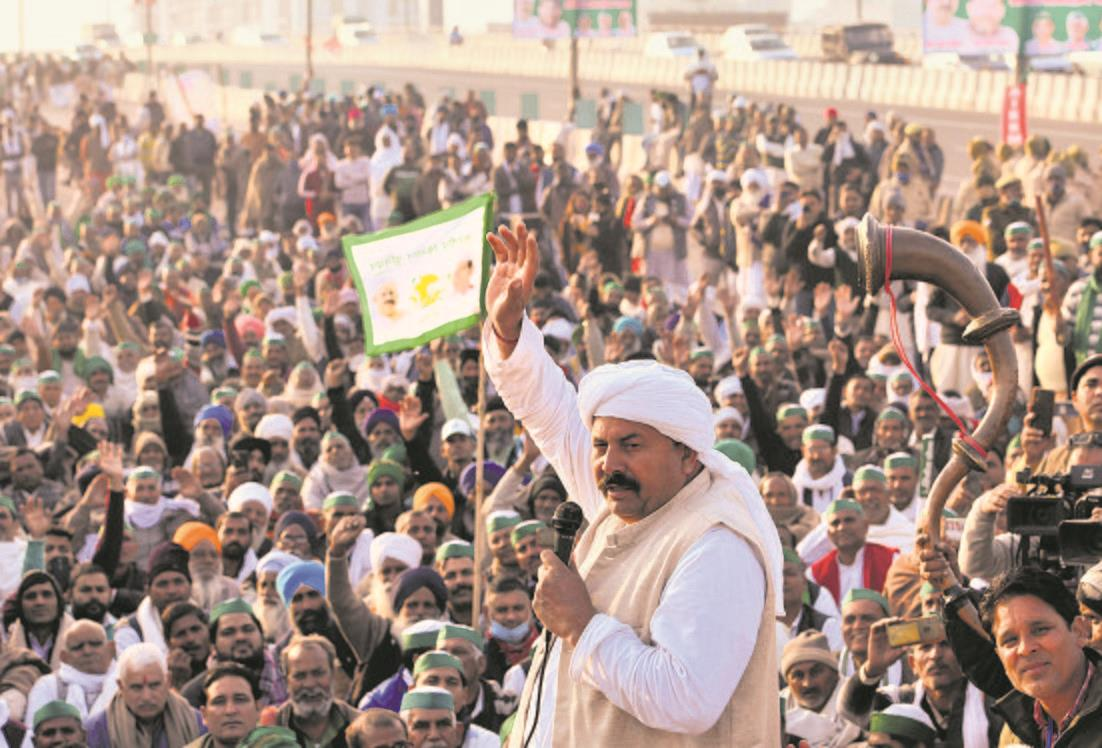Farmers have the right to protest peacefully: Supreme Court
