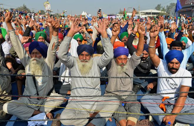 15 farmers die during two-week stir