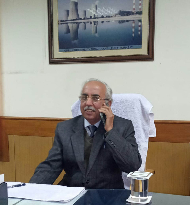 PSPCL official promoted