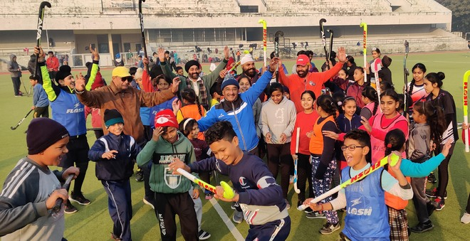 Bhangra included in training schedule