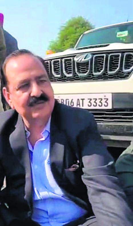 BJP MLA Arun Narang speaks against farm laws, backtracks