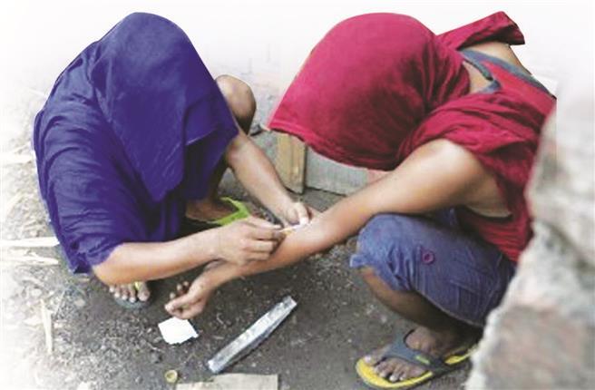 HIV/AIDS prevalent among drug addicts