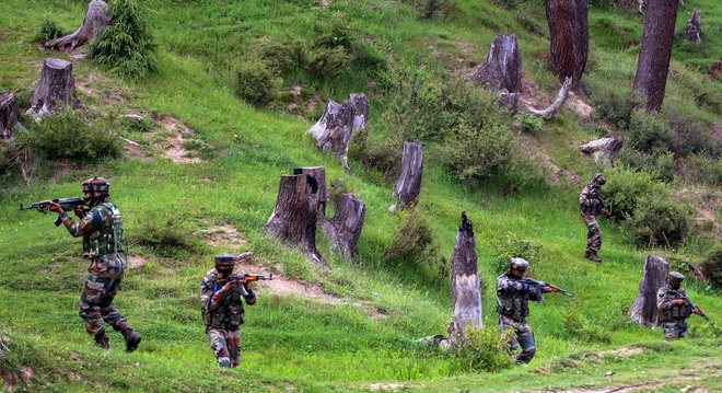 Over 200 ultras in PoK waiting to infiltrate: Army