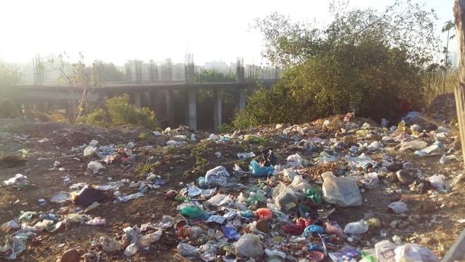 Abandoned 'city centre' project pain for residents of SBS Nagar