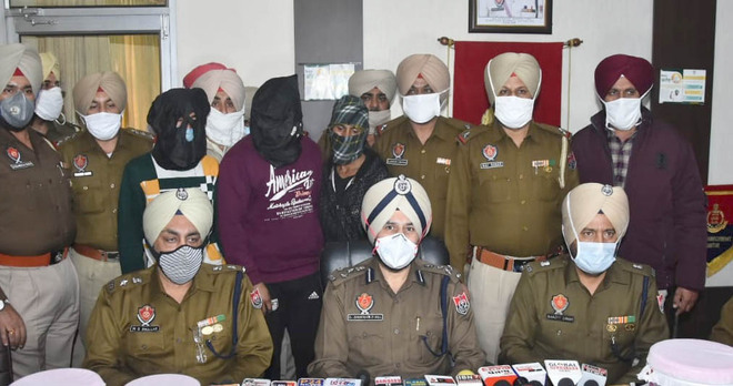 3 held in Rs 16L robbery case